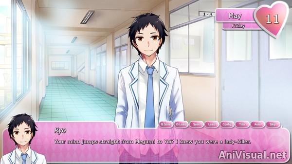 Visual novel dating games free download